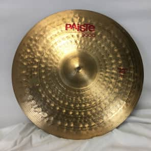 "Paiste 22"" 3000 Heavy Ride Cymbal"