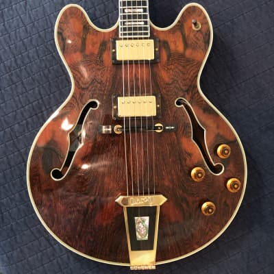 Gibson Crest 1980