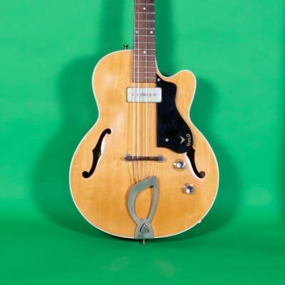 Guild M 65 3/4 1961 Natural for sale