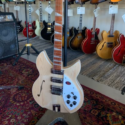 Rickenbacker Rose Morris 1993 Plus Mapleglo 12 String  mapleglo for sale