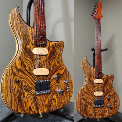Barlow Guitars Falcon 2018 Bocote for sale