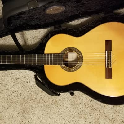 Antonio Aparicio  AA 80  Spruce for sale
