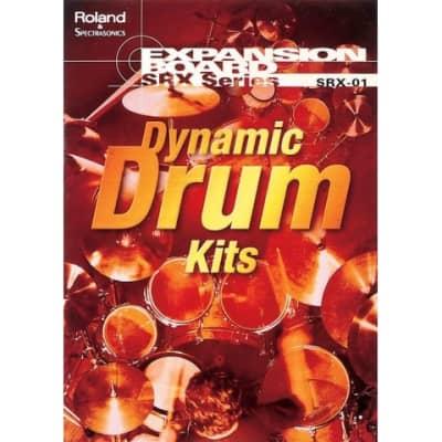Roland Srx 01 Srx1 Dinamic Drum Srx01