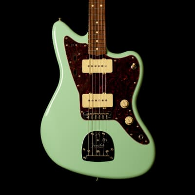 Fender Jazzmaster Vintera 60's Modified Surf Green for sale