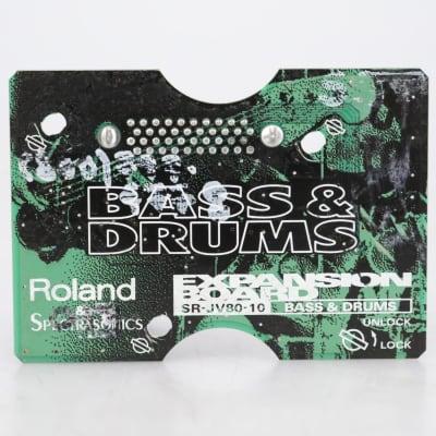 Roland SR-JV80-10 Bass & Drums Expansion Board #41680