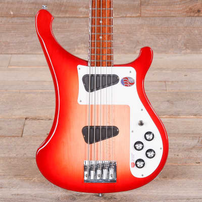 Rickenbacker 4003S/5 5-String Fireglo USED