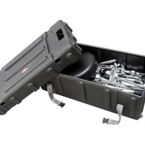 SKB 1SKB-DH3315W Mid-Sized Drum Hardware Case w/ Wheels