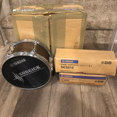 Yamaha Subkick Microphone Discontinued Made In Japan
