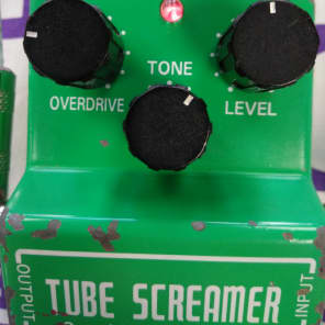 Ibanez TS808 Tube Screamer 1981 JRC4558D