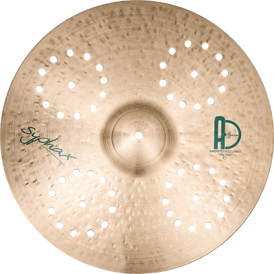 "Agean Cymbals 22"" Syphax Heavy Ride"