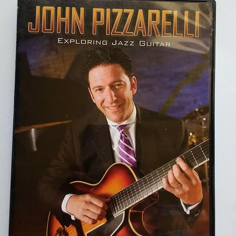 john pizzarelli exploring jazz guitar reverb. Black Bedroom Furniture Sets. Home Design Ideas