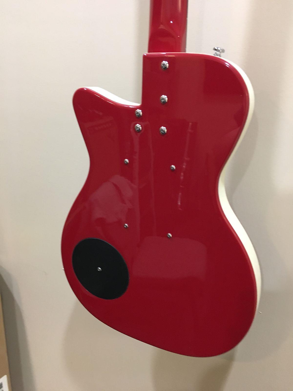 Danelectro 56 Baritone Red