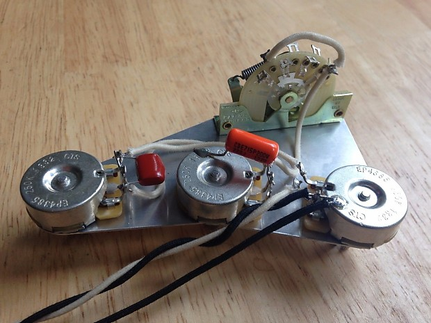 Ptb Passive Treble And Bass Upgrade Wiring Harness For