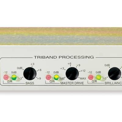 Inovonics 718 B-Stock DAVID III FM Broadcast Processor / Stereo Gen. / 3 Band Audio Proc. / PWM / Composite Processor