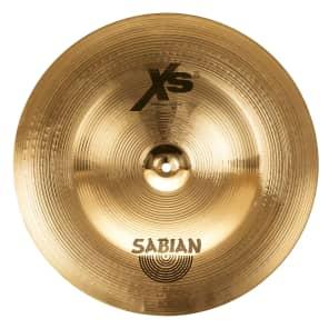 """Sabian Xs20 18"""" Chinese Cymbal"""