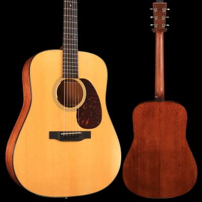 Martin D-18E (LR Baggs Electronics) Standard Series (Case Included) S/N 2178198 4lbs, 4.5oz - Used for sale