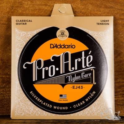 D'Addario Pro Arte EJ43 Classical Guitar Strings