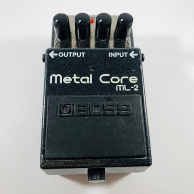 Boss ML-2 Metal Core Distortion Pedal  *Sustainably Shipped*