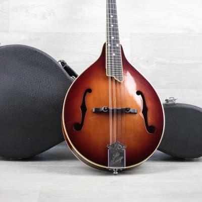 The Kasuga M-30 Custom 1970s Sunburst Mandolin for sale