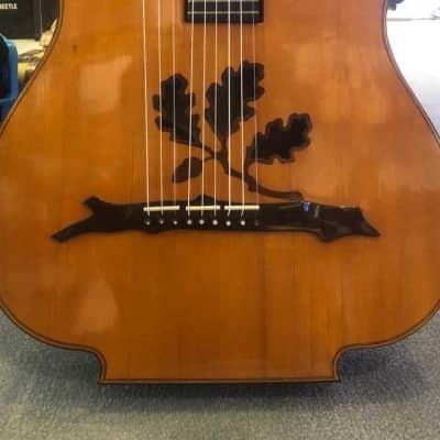 Mozzani Harp Guitar Restored by Jose Oribe w/Original Case (Pre-Owned) (Glen Quan Collection) for sale
