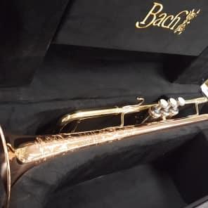 Bach LR19043B Stradivarius Mariachi Professional Model Bb Trumpet