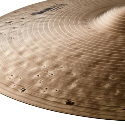 Zildjian 22 inch K Series Dark Medium Ride Cymbal - K0830 - 642388297063