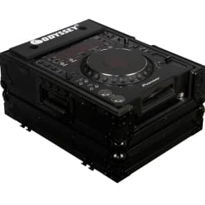 Odyssey FZCDJBL Black Label ATA Flight Case for Large-Format CD Player