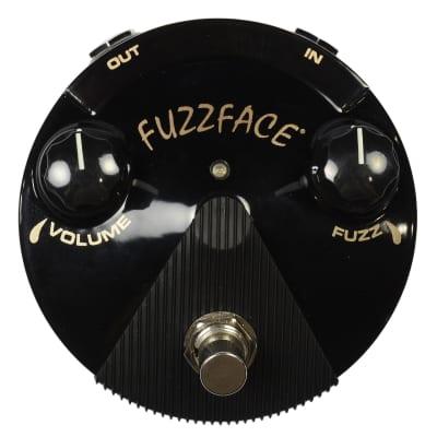 Dunlop FFM4 Joe Bonamassa Signature Fuzz Face Mini