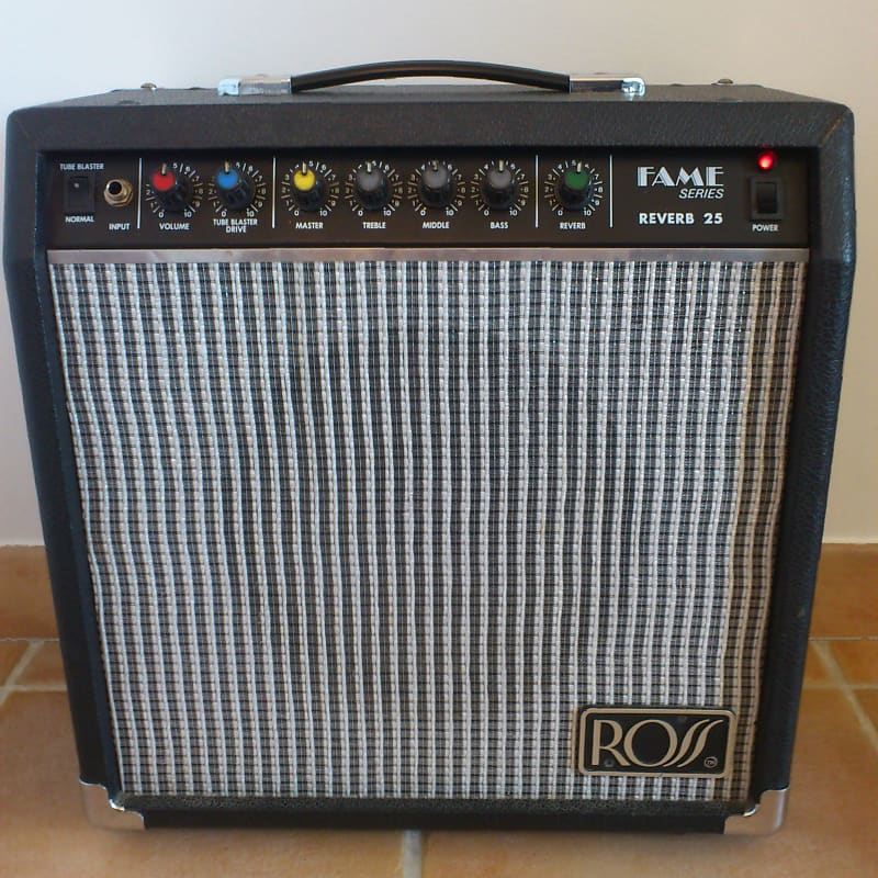 Ross Fame Series 25 Reverb (Mid 80