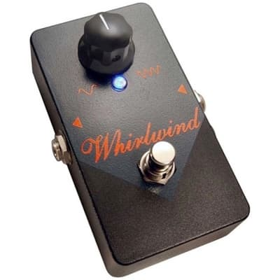 Whirlwind Rochester Orange Box Phaser Pedal, Blemished