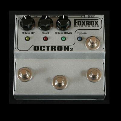 FoxRox Octron 2 Up/Down Pedal - FoxRox Octron2