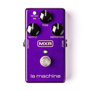 MXR La Machine Custom Shop Octave Fuzz Pedal for sale