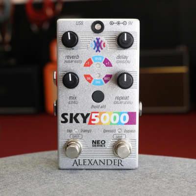 Alexander Pedals Sky 5000 Neo Series Delay