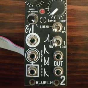 Blue Lantern Simple ADSR Looping Envelope Generator - 8HP