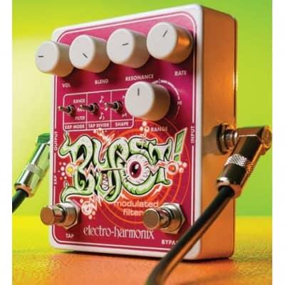 Electro-Harmonix Blurst Modulating Filter Pedal for sale