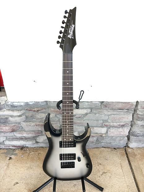 Ibanez GRG7221 GIO 200 RG Series 7-String HH Electric Guitar   Reverb