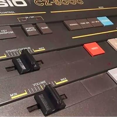 Casio CZ-3000/5000/CZ-1 Fader Slider Knob Replacement