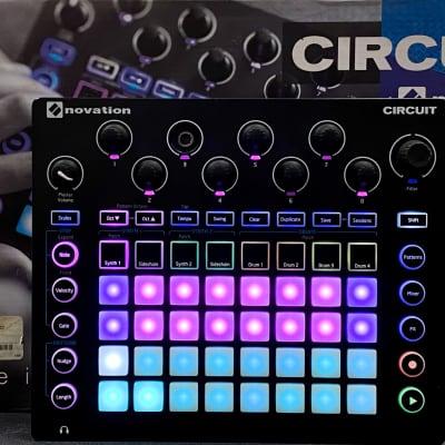 Novation Circuit Grid Based Groove Box