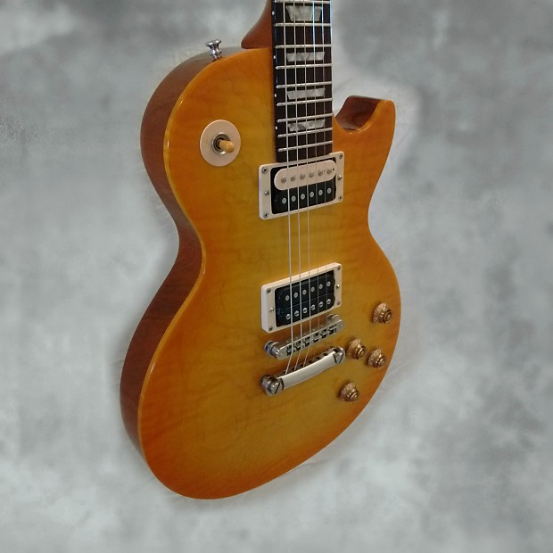 Gibson les paul gary moore thin lizzy signature 2000 - Gibson gary moore ...