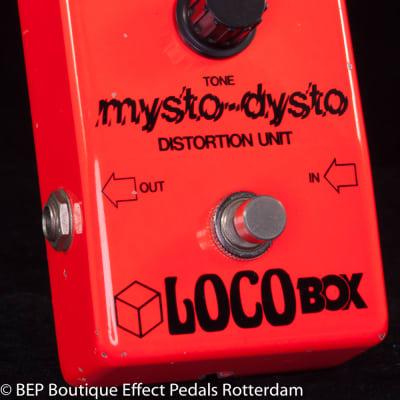 LocoBox Mysto Dysto early 80's Japan