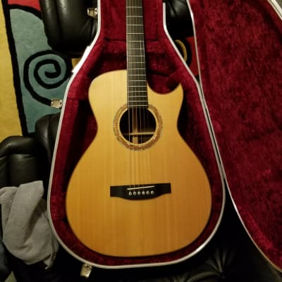 Lakewood 7-32 12 fret Acoustic Guitar for sale