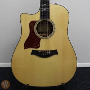 Taylor 510ce Dreadnought Acoustic-Electric Guitar