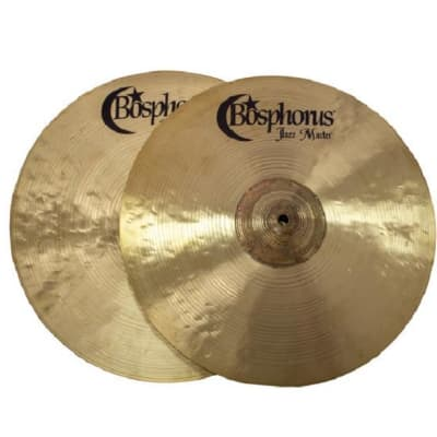 "Bosphorus 14"" Jazz Master Hi-Hat"