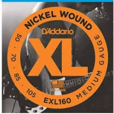 EXL160 D'addario 50-105