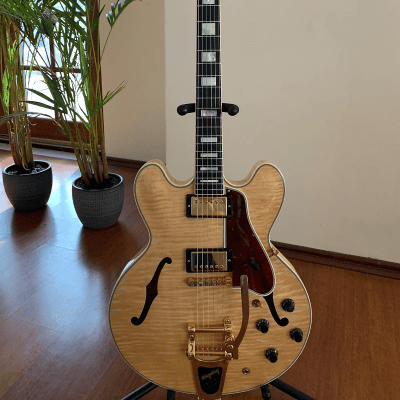 Gibson ES-355 Curly Maple