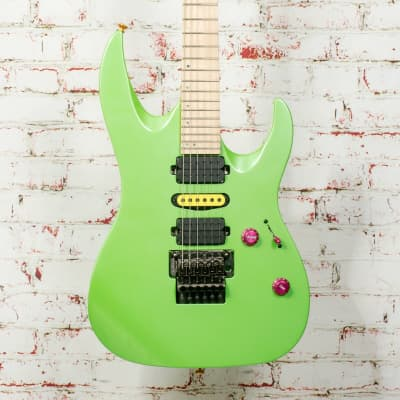 Mitchell HD400 Electric Guitar Green x0293 (USED) for sale