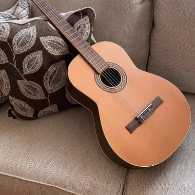 La Patrie Presentation Cedar/Rosewood Classical Natural with Hard Case for sale