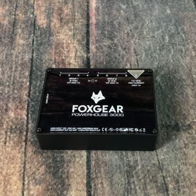 FoxGear Powerhouse 3000 Power Supply Pedal