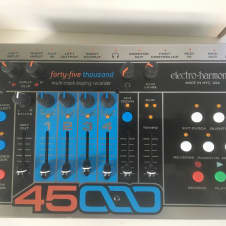 Electro-Harmonix 45000 Multi-Track Looping Recorder plus foot controller