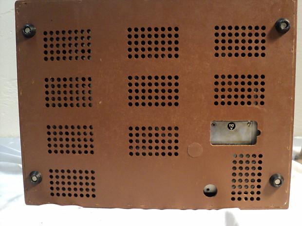 Vintage Tandberg 641X Reel To Reel Tape Recorder For Repair